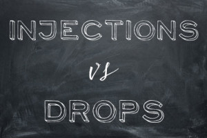 hCG Injections vs. Drops